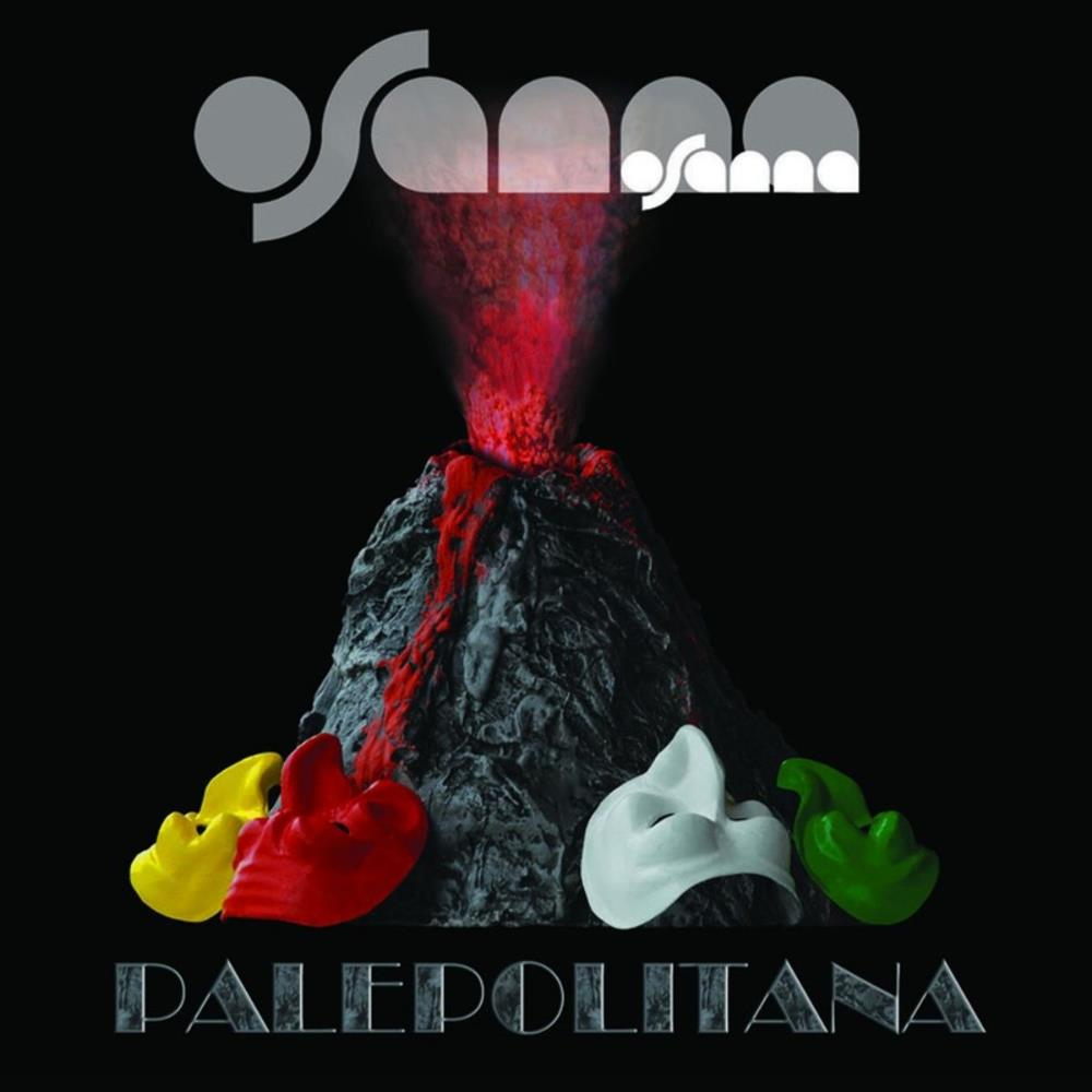 Osanna - Palepolitana CD (album) cover