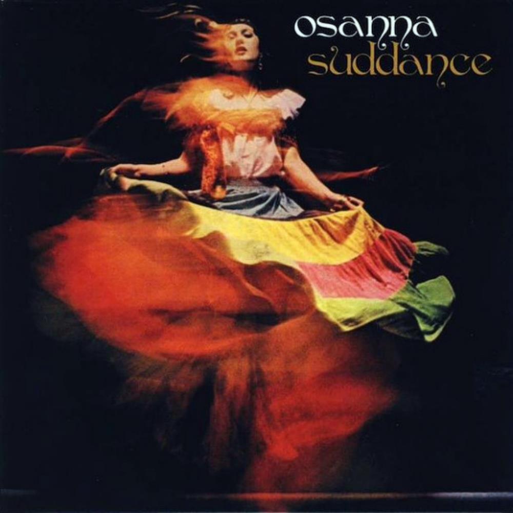 Suddance by OSANNA album cover