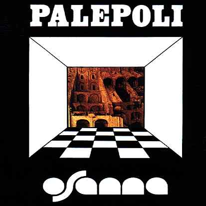 Osanna - Palepoli  CD (album) cover