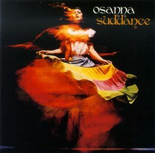 Osanna - Suddance CD (album) cover