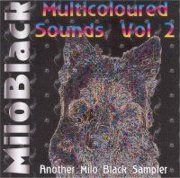 Multicoloured Sounds, Vol. 2 by MILO BLACK album cover