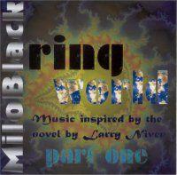 Ringworld (Part One) by MILO BLACK album cover