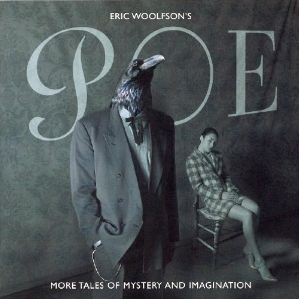 Eric Woolfson Poe - More Tales Of Mystery And Imagination album cover