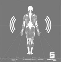 Frantic Bleep - The Sense Apparatus CD (album) cover