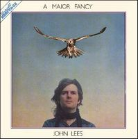 John Lees - A Major Fancy CD (album) cover