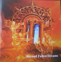 Vantasma Beyond Fallen Dreams album cover