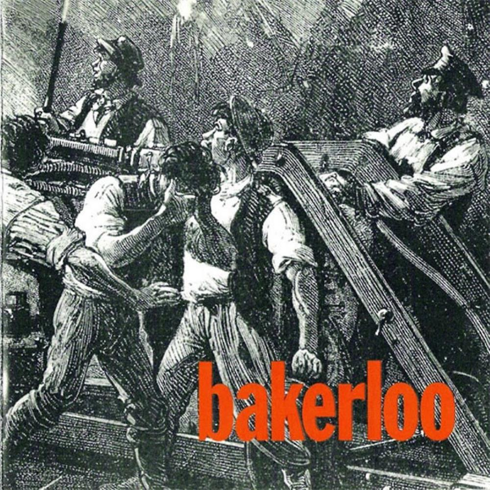 Bakerloo by BAKERLOO album cover