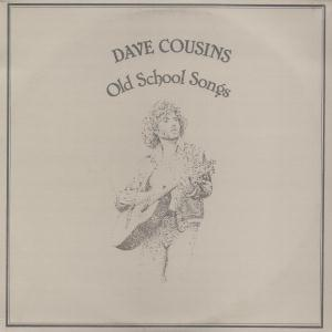 Old School Songs (with Brian Willoughby) by COUSINS, DAVE album cover