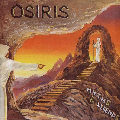 Myths & Legends by OSIRIS album cover