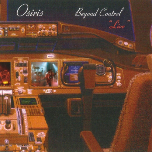 Beyond Control Live  by OSIRIS album cover