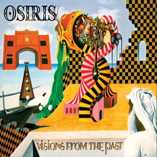 Visions From the Past by OSIRIS album cover