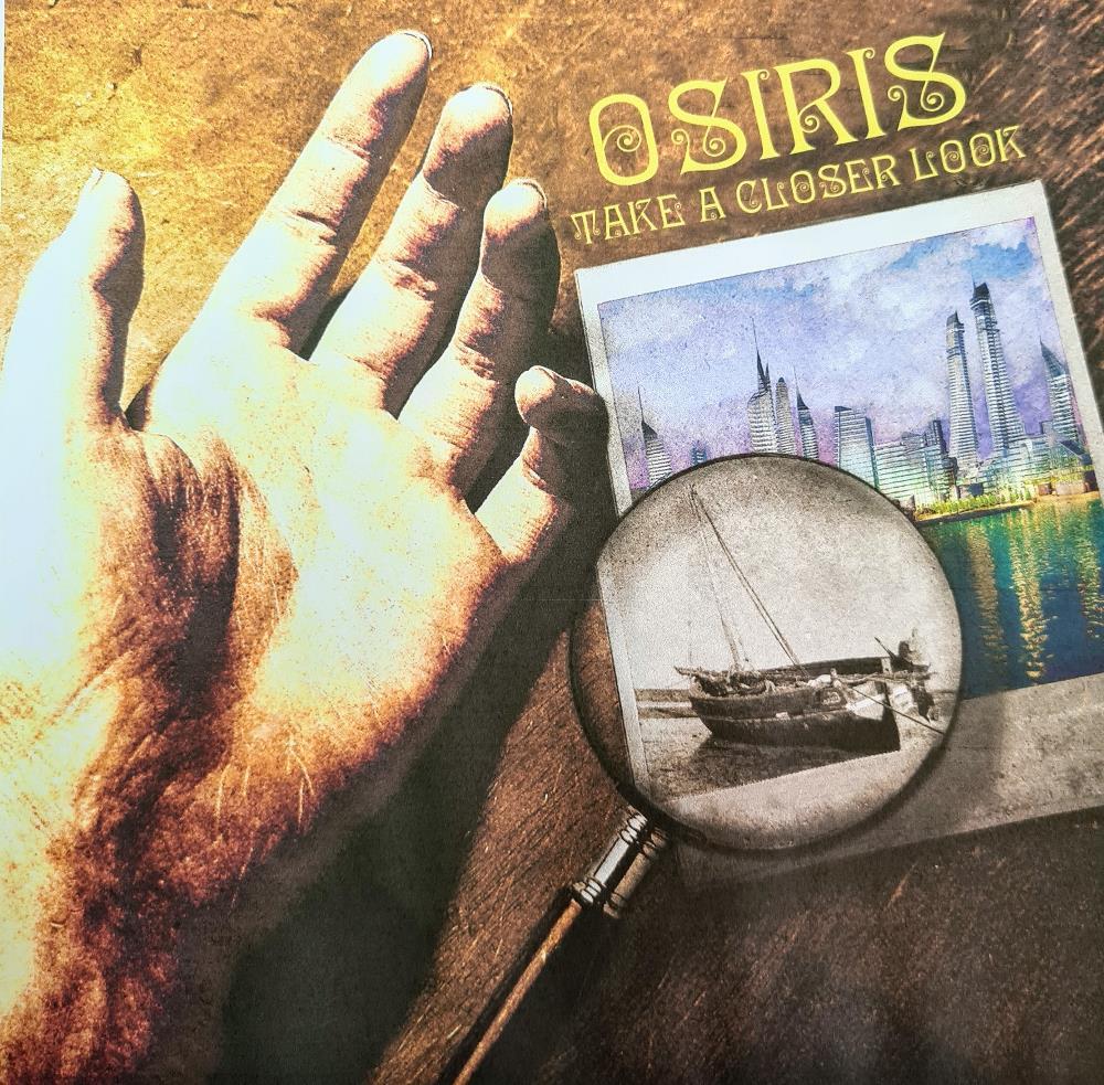 Take a Closer Look by OSIRIS album cover