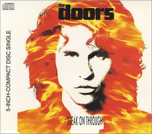 The Doors Break On Through album cover
