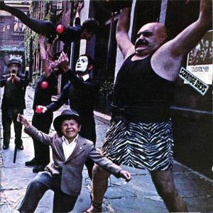 The Doors Strange Days album cover