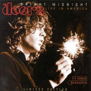The Doors Bright Midnight: Live In America album cover