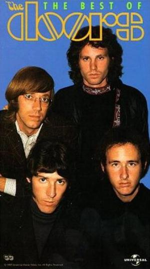 The Doors The Best of The Doors album cover