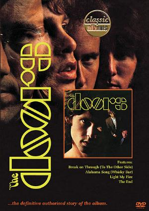 The Doors Classic Albums: The Doors - The Doors album cover