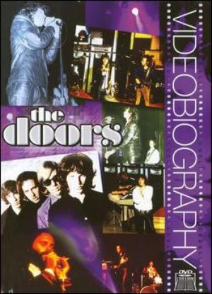 The Doors Videobiography album cover
