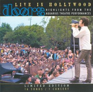 The Doors Live in Hollywood: Highlights from Aquarius Theatre Performances album cover