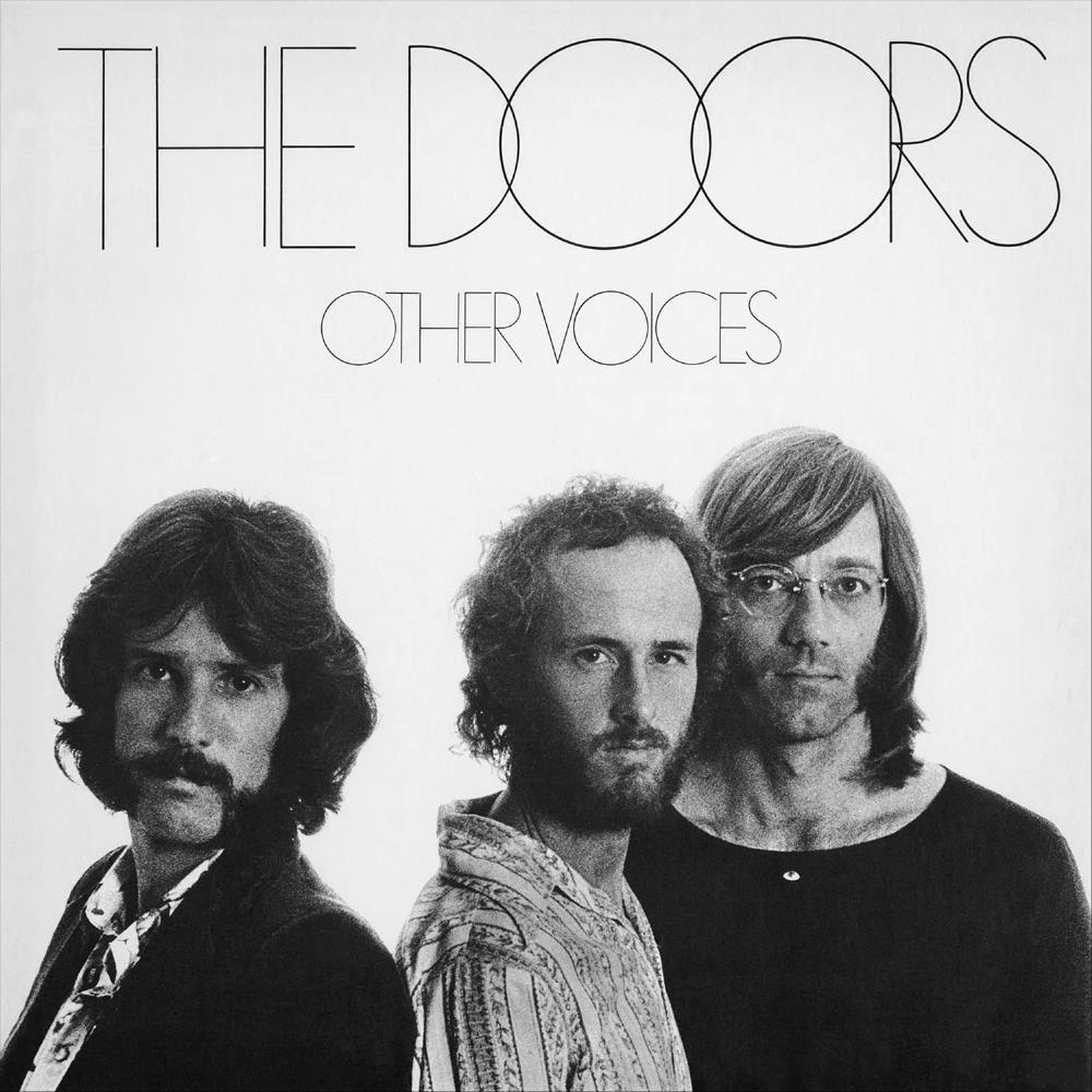 Other Voices by DOORS, THE album cover