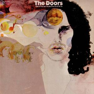 The Doors - Weird Scenes Inside the Gold Mine CD (album) cover