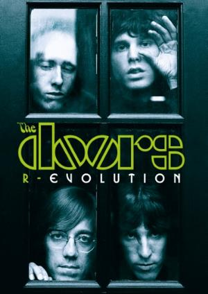 The Doors R-Evolution album cover