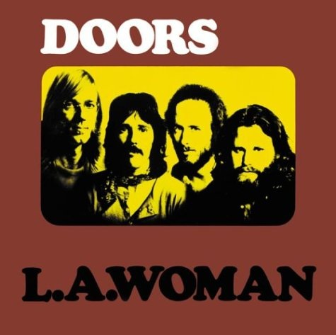 The Doors L.A. Woman album cover