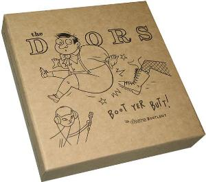 The Doors Boot Yer Butt! - The Doors Bootlegs album cover