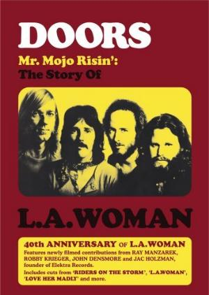 The Doors Mr. Mojo Risin': The Story of L.A. Woman album cover