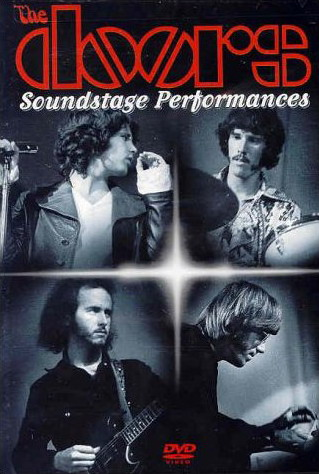 The Doors - Soundstage Performances  CD (album) cover