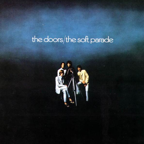 The Doors - The Soft Parade CD (album) cover