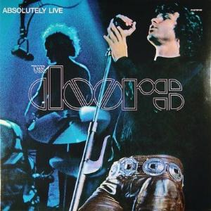 Absolutely Live by DOORS, THE album cover