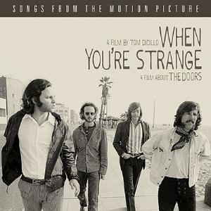 The Doors When You're Strange (OST) album cover