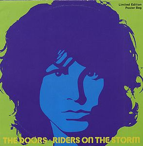 The Doors Riders On The Storm album cover