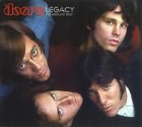 The Doors - Legacy: The Absolute Best CD (album) cover