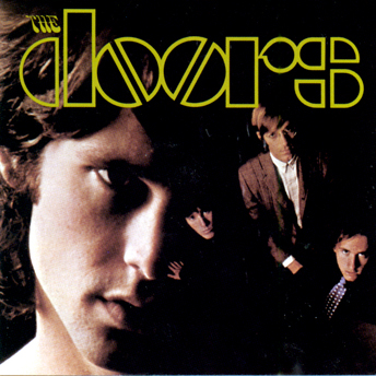 The Doors by DOORS, THE album cover
