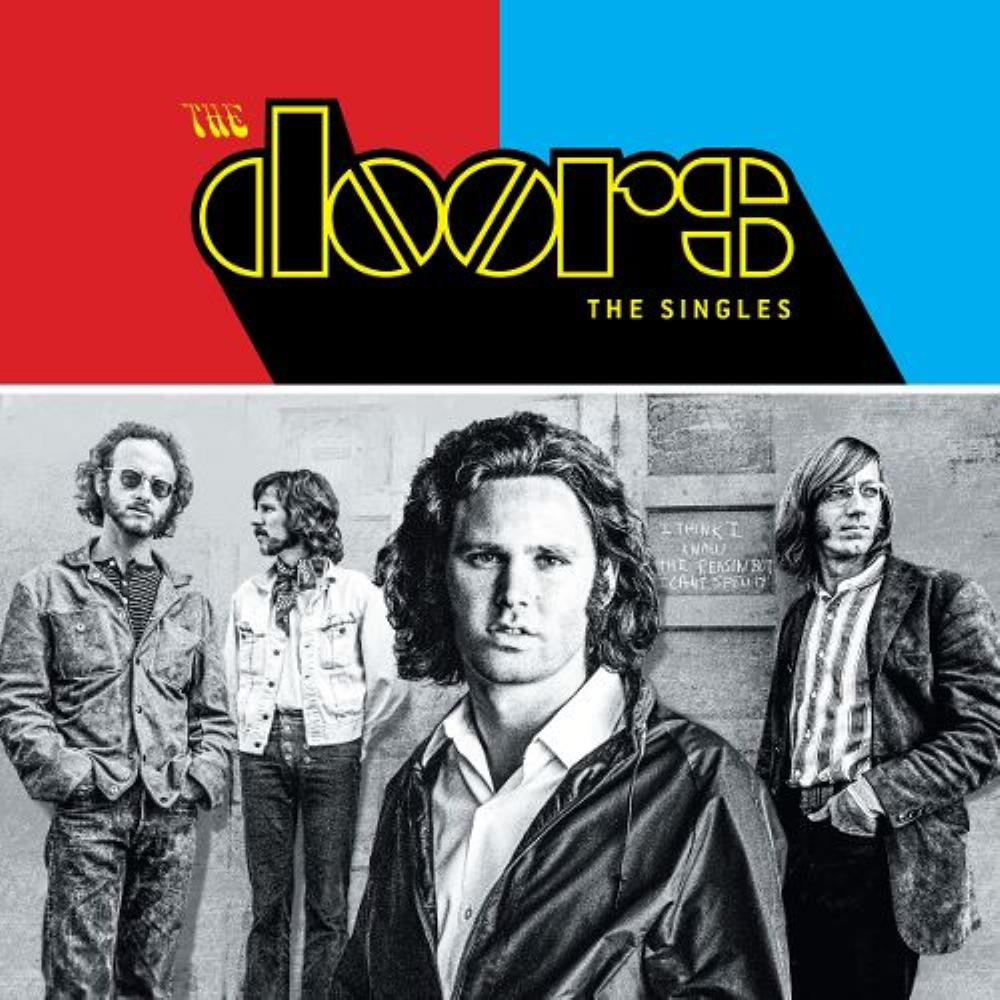 The Singles by Doors, The album rcover
