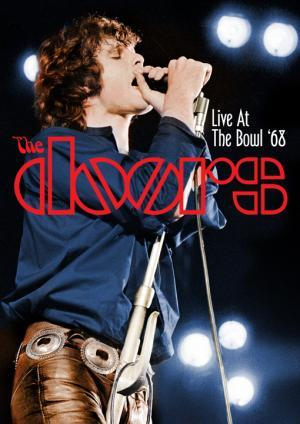 Live At The Bowl '68 by DOORS, THE album cover