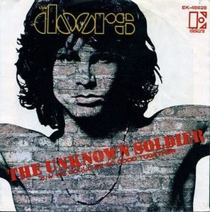 The Doors The Unknown Soldier album cover