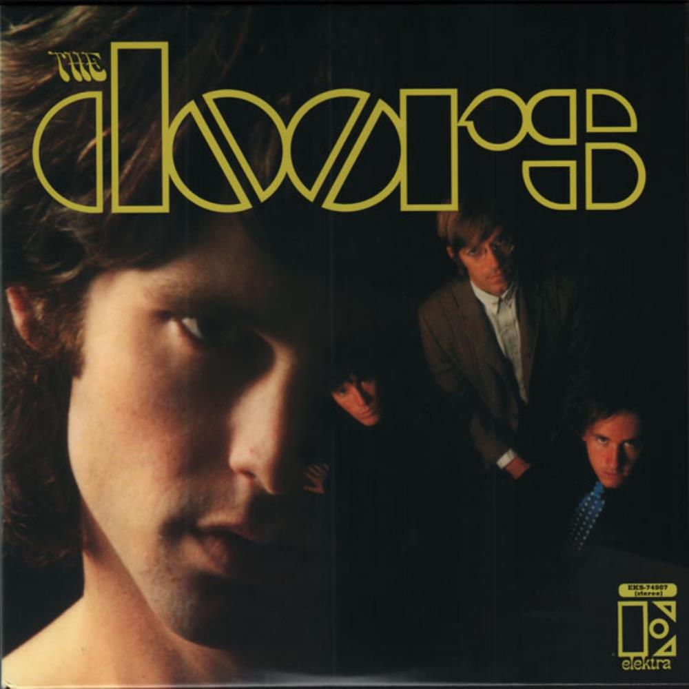 The Doors The Doors album cover & THE DOORS The Doors reviews