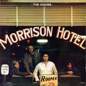 The Doors - Morrison Hotel CD (album) cover