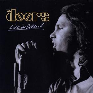 The Doors Live In Detroit album cover