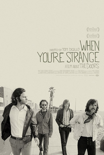 The Doors - When You're Strange CD (album) cover