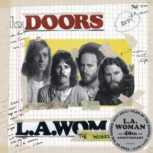 The Doors L.A. Woman: The Workshop Sessions album cover