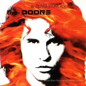 The Doors OST by DOORS, THE album cover