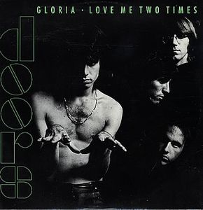 The Doors Gloria album cover