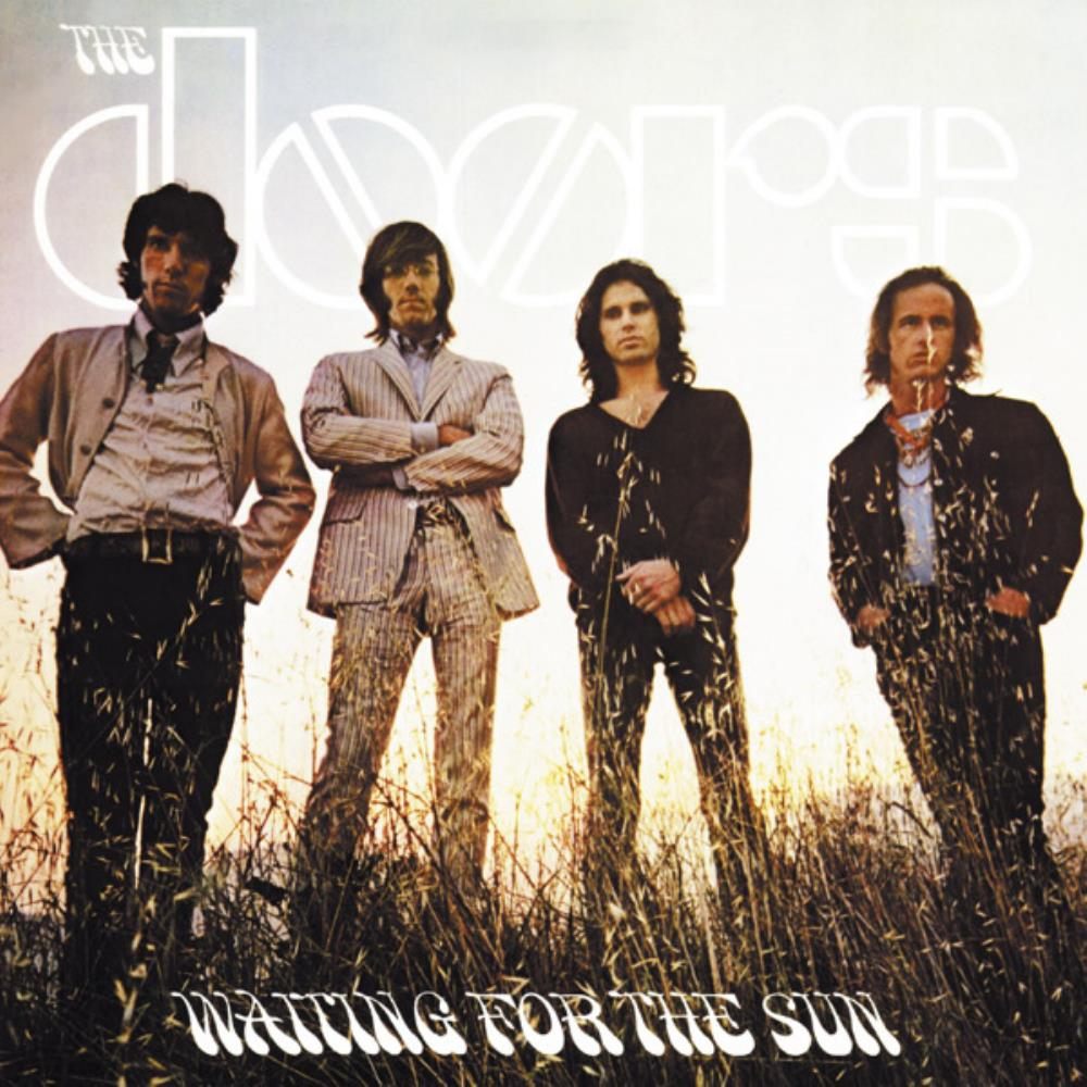 The Doors Waiting For The Sun album cover
