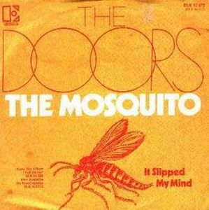 The Doors - The Mosquito CD (album) cover