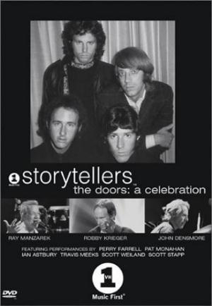 The Doors VH-1 Storytellers: A Celebration album cover