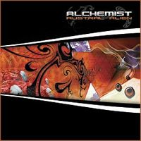 Alchemist - Austral Alien CD (album) cover